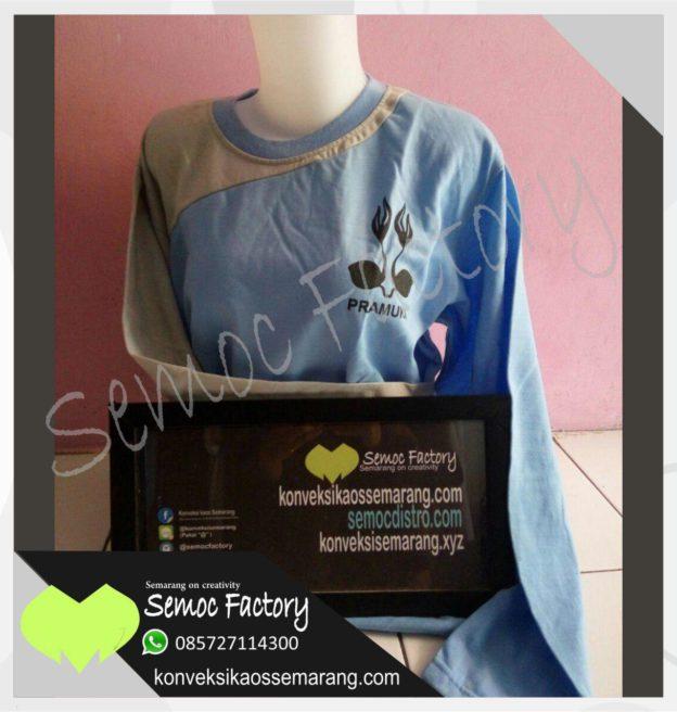Baju Senam Semarang